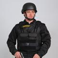 Бронежилет Комфорт 4-4 УНИ в чехле «Охранник»